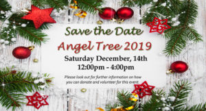 Angel Tree - Save the Date