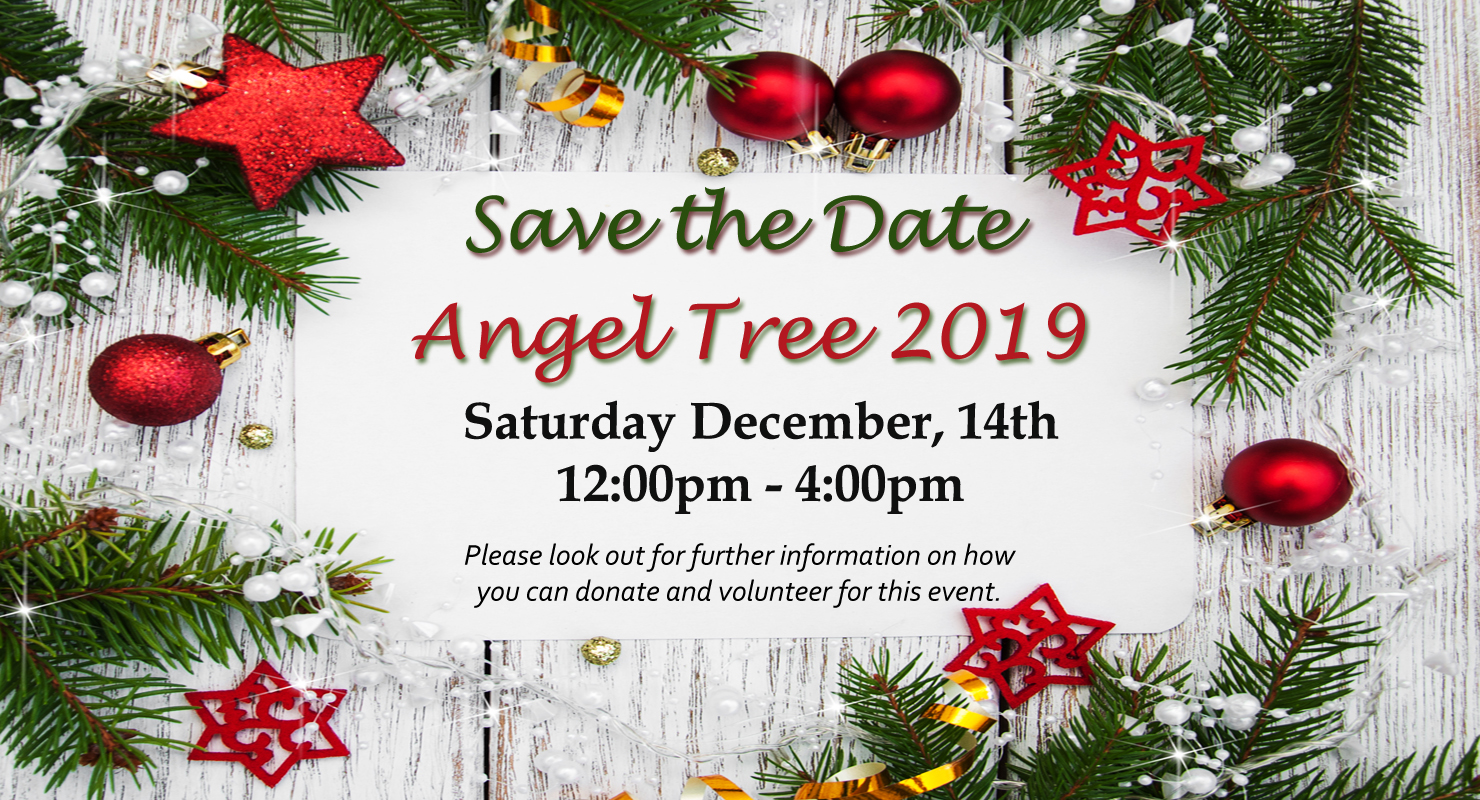 Christmas Events Dc 2019.Angel Tree 2019 East River Family Strengthening Collaborative